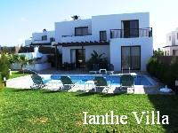 cyprus holiday villa ianthe