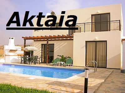 cyprus holiday villa aktaia