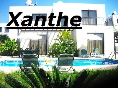 cyprus holiday villa xanthe