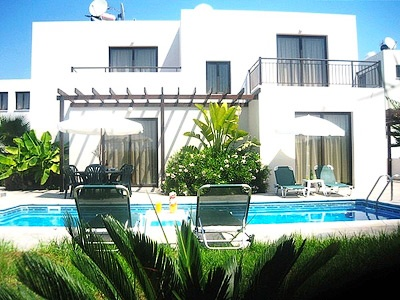 Villas Xanthe Of Holiday Villas In Cyprus