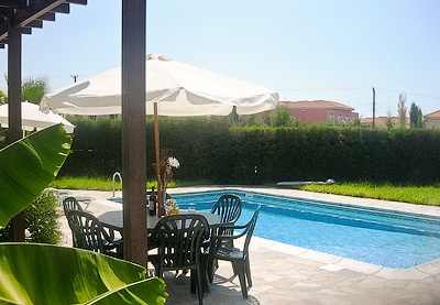 Villas for rent in cyprus for Villas xanthe